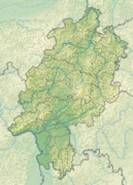 Karte Burgstall Wallenfels